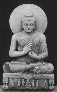 Life of Gautama Buddha, the founder of Buddhism.