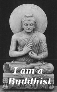 I AM a Buddhist