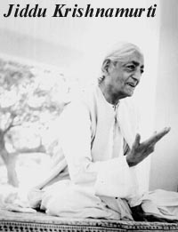 Jiddu Krishnamurti quotes and stories