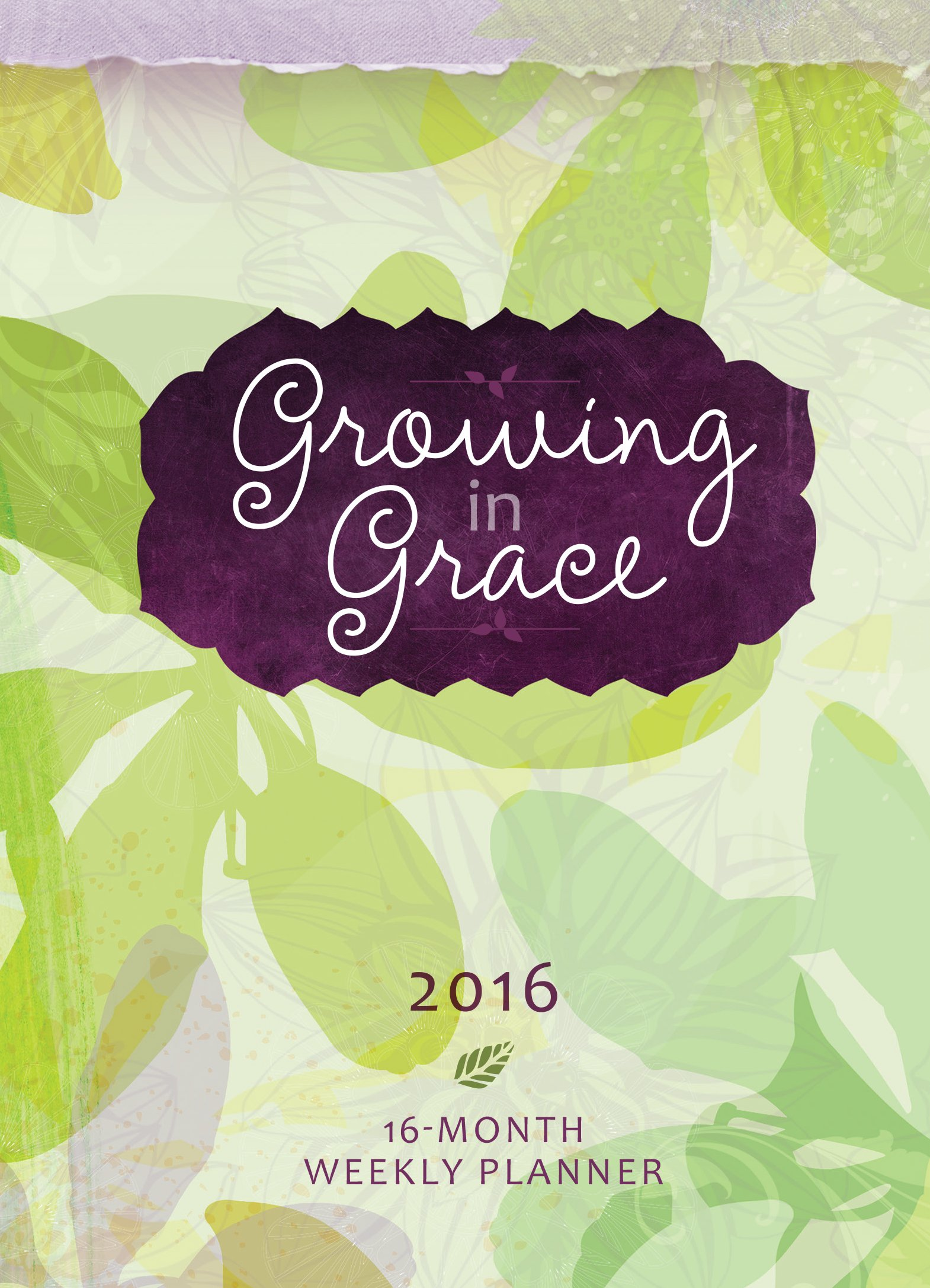 Christian Grace Planner / Date Book