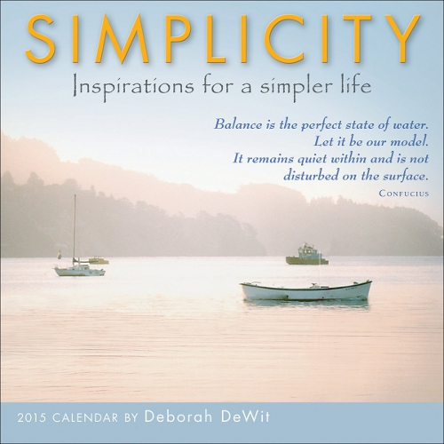Inspirational And Uplifting Call Calendars, Date Books